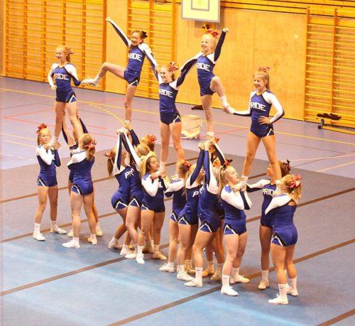Pors Pride Cheerleading Porsgrunn